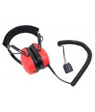 Aquascan Submersible Headphones for UW / Land Use (AQ1B)