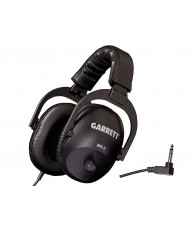 "Garrett MS-2 Headphones with 1/4"" Stereo Plug"