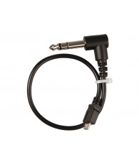 "Garrett Z-Lynk Headphone Cable - 1/4"" Connector"