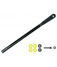 "Anderson Detector Shafts 21.5"" Zero Flex Lower Rod - Fiberglass (Garrett AT Pro / AT Gold)"