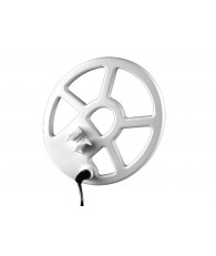 """9x8"""" Spoked Concentric Search Coil with Long Cable (5 Pin)"""