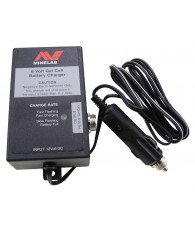 Minelab 12V Gel Cell Auto Charger (GPX / SD Series)