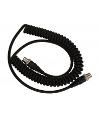 Minelab Curly Cord Power Cable (SD/GP Series)