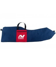 Minelab Large Carrying Bag with Red Pocket - Blue