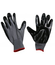 Kellyco Black Polyurethane Coated Gloves