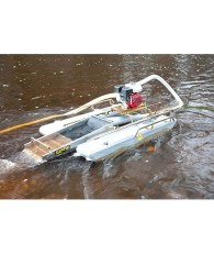 "Keene 6.5 HP Honda 3"" Ultra Mini Dredge with Compressor"