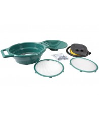 Cyclone Wet or Dry Gold Pan & Mining Kit