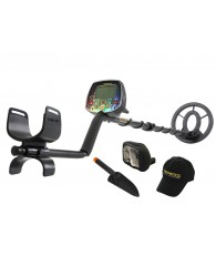 Teknetics Digitek Metal Detector with Bonus Pack