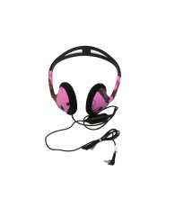 Koss Mossy Oak Portable Headphone - Pink