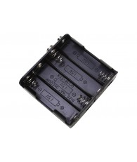 12V (8 Cell) Penlight Battery Holder