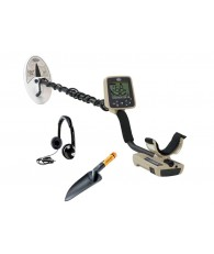White's GoldMaster 24K Metal Detector Standard Package
