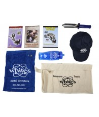 White's Treasure Hunting Kit