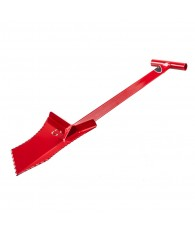 "Grave Digger Tools 36"" Tombstone Blood Red T-Handle Shovel"