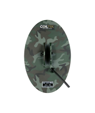 "Coiltek 14 x 9"" Elite Camo Monoloop Search Coil (SD / GP / GPX)"