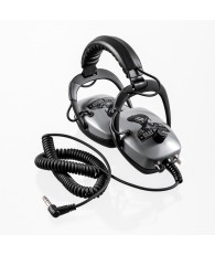 DetectorPro Gray Ghost Ultimate Platinum Headphones