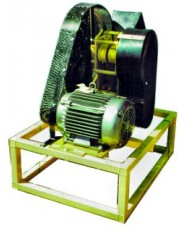 Keene Electric Powered Rock Crusher