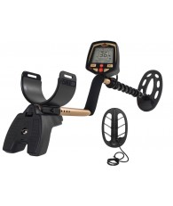 Fisher F70 Pro Metal Detector - 2 Coil Package