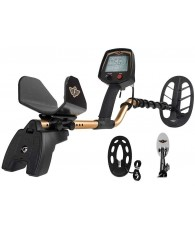Fisher F75 Metal Detector - 3 Coil Package