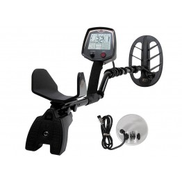 Fisher F75 Special Edition LTD Metal Detector shown with 11