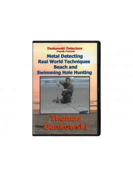 Kellyco Metal Detecting Real World Techniques Beach and Swimming ‌Hole Hunting  4070 Image 1