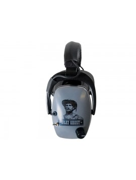 Detector Pro Gray Ghost NDT Headphones 27000 Image 1