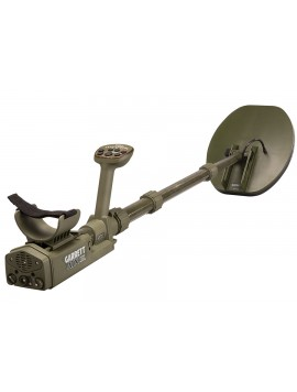 "Garrett ATX Extreme PI Metal Detector with 11 x 13"" DD Search Coil"