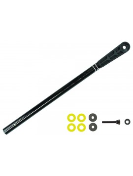 "Anderson Rods 21.5"" Zero Flex Lower Rod - Fiberglass (Garrett AT Pro / AT Gold) 0800G Image 1"