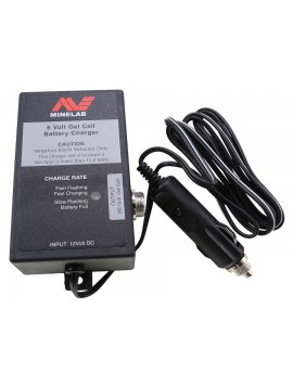 Minelab Auto Charger 12v Gel Cell (SD / GPX Series) 03020023 Image 1