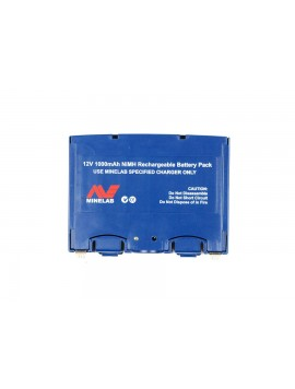 Minelab NiMH Battery Pack (Eureka Gold) 03110023 Image 1