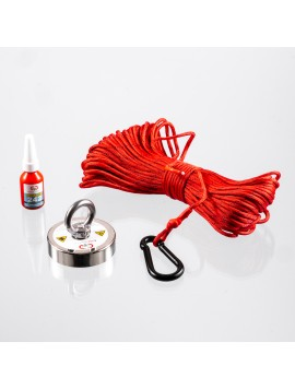Brute Magnetics 575 lb Magnet Fishing Bundle