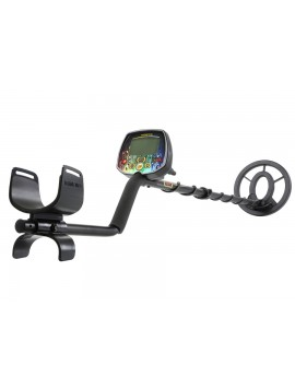 Full view of Teknetics Digitek Metal Detector from Kellyco Metal Detectors