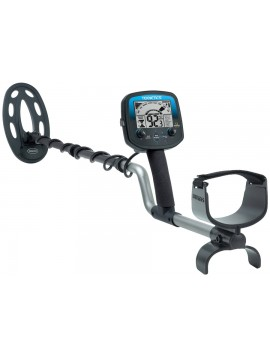 Teknetics Omega 8500 Metal Detector shown in full view from Kellyco Metal Detectors