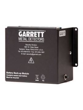Garrett Battery Backup Module for CS 5000 and MS 3500 2225700 Image 1