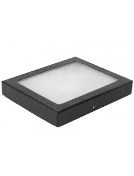 "Kellyco Rugged Black Collector Frame (4""x5""x3/4"") 130 Image 1"