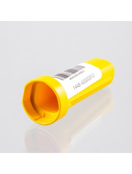 Nokta Makro Yellow Replaceable Hard-Shell Case (Pulsedive)