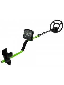White's XVenture Metal Detector with green shaft