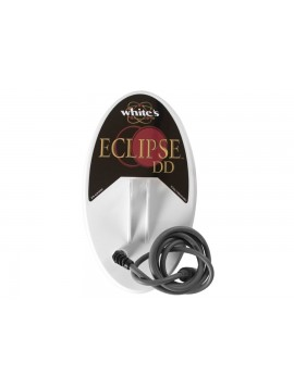 "White's 6x10"" Eclipse DD Search Coil (V3I / VX3 / MXT / M6 / MX5 / DFX) 8013216 Image 1"