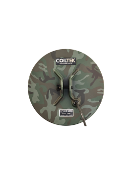 "Coiltek 11"" Elite Camo Mono Search Coil"