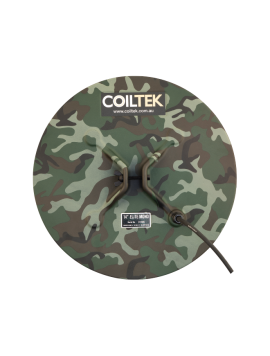 "Coiltek 14"" Elite Camo Mono Search Coil"