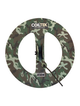 "Coiltek 18"" Elite Monoloop Search Coil (SD / GP / GPX)"