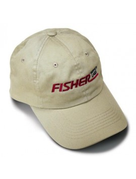 Fisher Khaki Baseball Cap