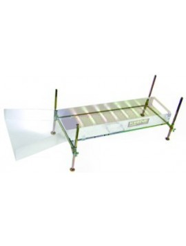 Keene Sluice Box Frame with Adjustable Support Legs HBCKF