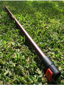 Detect-ED LS Carbon Fiber Red-Belly Upper Shaft (Equinox)