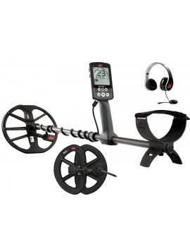 "Minelab Equinox 600 Metal Detector with Free 6"" Coil"