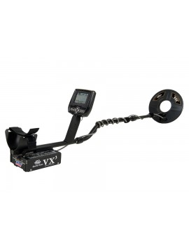 White's Spectra Series VX3 Metal Detector Side View