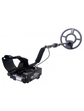 White's TDI SL 12 Metal Detector Full View