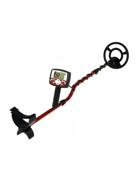 Minelab X-Terra 505 Metal Detector shown in full view from Kellyco Metal Detectors