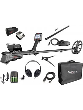 Nokta Makro Impact Pro Pack Metal Detector and accessories from Kellyco Metal Detectors
