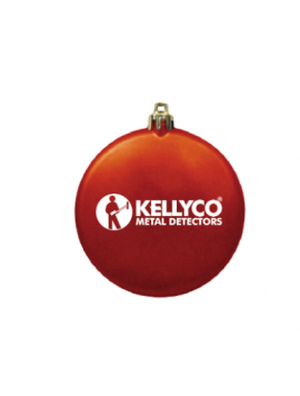 Kellyco Holiday Ornament | Kellyco Metal Detectors | 855-910-6955