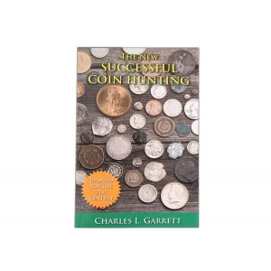 Image of Garrett New Successful Coin Hunting Book